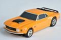 Mustang Boss 429 - Orange  Mega G +