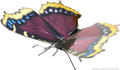 Metal Earth Butterfly Mourning Cloak