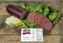 Silver Creek Turkey Summer Sausage