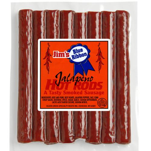 Jim's Jalapeno Hot Rods - A nice afterburn