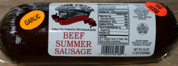 Silver Creek 24oz Garlic Beef Summer Sausage