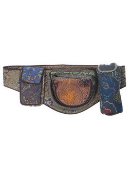 G4128 Embroidered Utility Belt