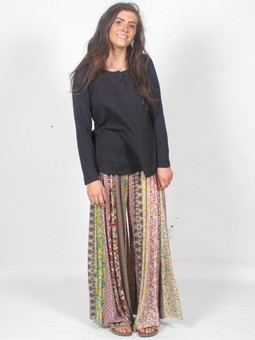 #6287 Day Tripper Patchwork Pants