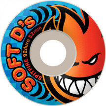 Spitfire-Soft-Wheels-Soft-D's-92du-56MM