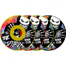 Spitfire Colour Wheels Return Of The Burn Tie Dye