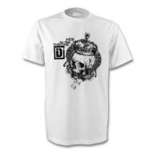 iD2 Skull Heir T Shirt