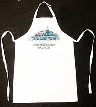 Commander's Palace Apron