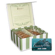 Brennan's of Houston Pralines and $100 Commander's Gift Card Combo