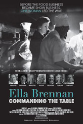Commanding the Table: The Ella Brennan Story DVD