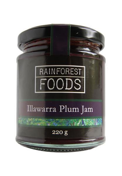 Illawarra plum Jam