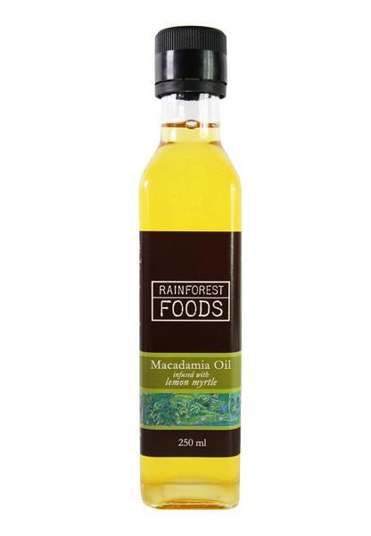 lemon myrtle macadamia oil