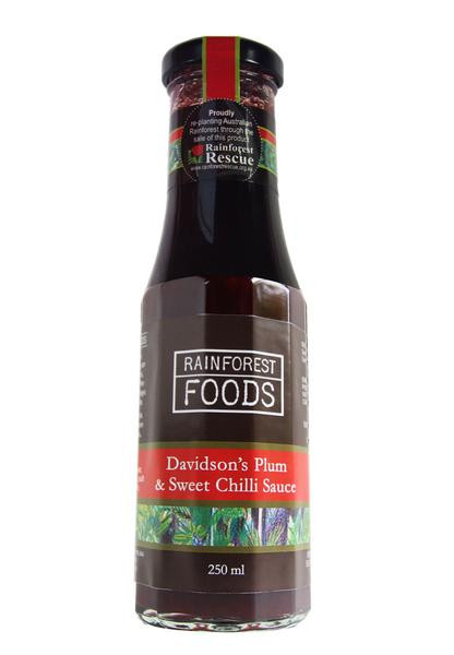 Davidsons Plum Sweet Chilli Sauce