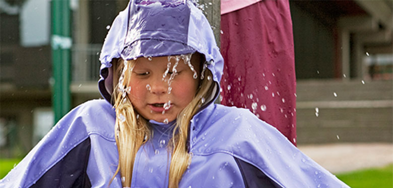 Rainwear: waterproofs & wellies for kids