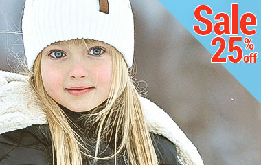 Half term ski and snow sale at Raindrops -  25 percent off winter clothing and skiwear