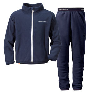 Didriksons Monte Fleece Jacket and Monte Fleece Trousers