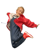 Outdoor clothing for schools and nurseries from top quality Scandinavian brands