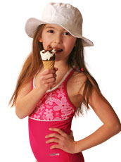 Swimwear and UV protection from top Scandinavian kids clothing brands