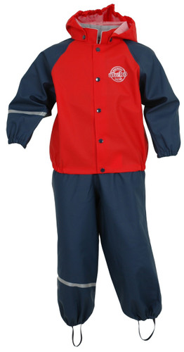 Abeko 100% waterproof jacket and dungarees set from scandinavia