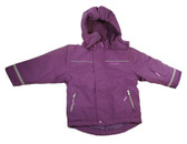Purple Winter Jacket