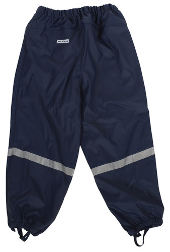 Navy Ocean Waterproof Trousers