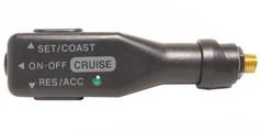 250-9658 Suzuki Equator 2009-2012 Complete Cruise Control Kit