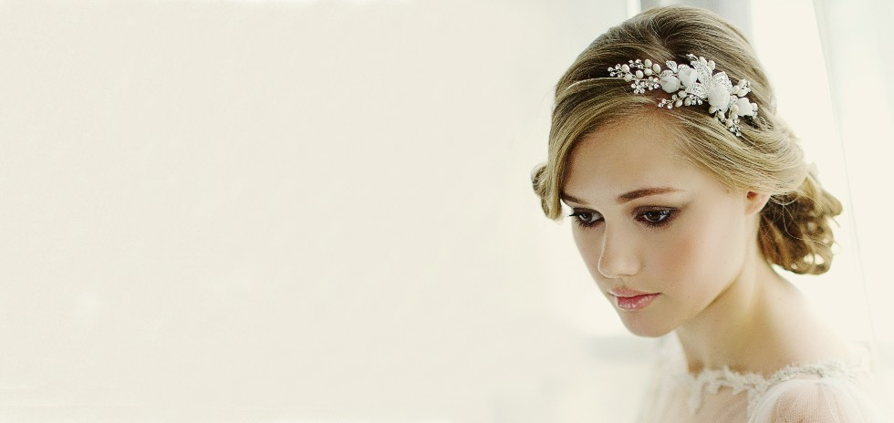 Vintage Wedding Hair ASccessorie, tiaras, hairvines & headbands UK