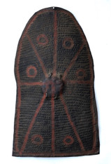 Cameroon Tribal Hand-Forged Shield