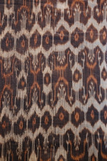 Vintage Abaca T'Boli Ikat Textile 32 Feet