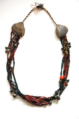 Rare Chin Hill Tribe Beaded Necklace