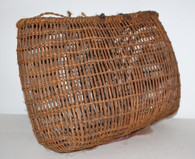 Antique Japanese Farmer's Basket