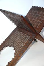 Carved Quran/Koran Stand 19c