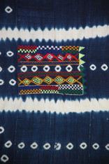 Dogon Indigo Cloth SOLD