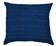 African Indigo Textile Pillow SOLD