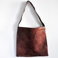 Leather Shoulder Bag Senegal