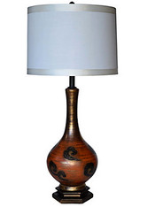 1950s Modernist Ceramic Lamp SOLD