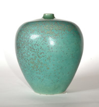 1950s Swedish Ceramic Vase Gunnar Nylund