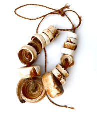 PNG Tribal Conus Shell Necklace