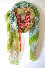 Yaser Shaw Large Lightweight Wool Shawl SOLD