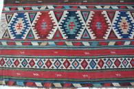 Early Shahsavan Kilim