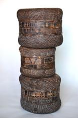 Antique Wanazaki Basket Set