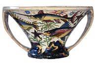 1920s Monteluce Sgraffito Majolica Bowl SOLD