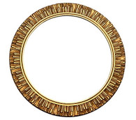 Italian Giltwood Sunburst Mirror SOLD