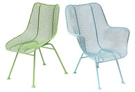 Mid Century  Russell Woodard Sculptura Patio Chairs SOLD