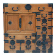 Antique Choba Tansu Chest SOLD