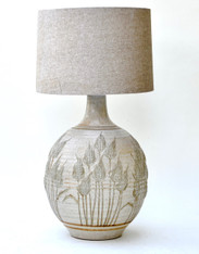 MCM Wishon-Harrell Ceramic Lamp