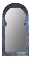 Moroccan Style Grand Mirror by Deborah Childress