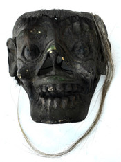 Early Mexican Guerrerro Skull Mask