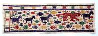 Laos/Vietnam  Tai Embroidery Cloth