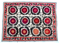1930s Uzbekistan Suzani