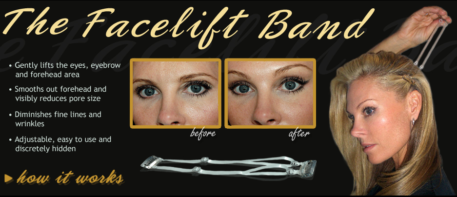 Instant facelift in under 2 minutes. Botox alternative, plastic surgery alternative, facelift alternative, affordable facelift